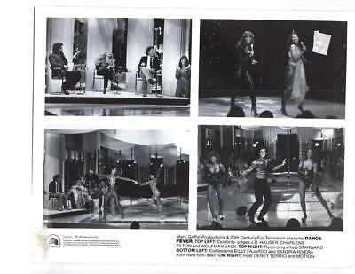 """C Tilton J D Hauser Wolfman Jack """"Dance Fever"""" Vintage TV Still"""