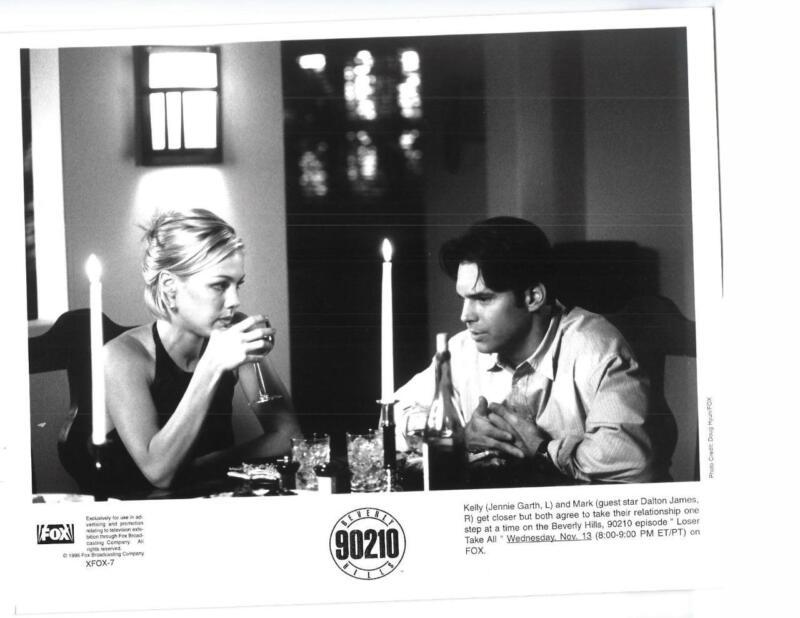 "Jennie Garth Dalton James ""Beverly Hills 90210"" TV Still"