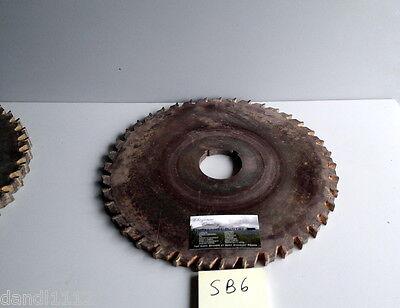 Dado Sawmill Saw Blade 14 W 2-12 Arbor For Industrial Sb6