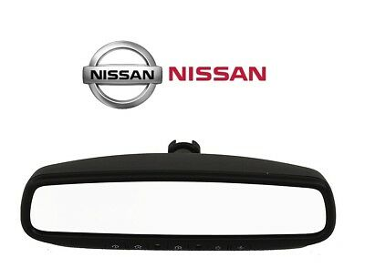 NEW Mirror Rear View Back-Up Assist Monitor 999Q6-VX300 Genuine fits Nissan 370Z