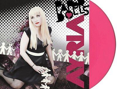 AYRIA Paper Dolls LIMITED LP PINK VINYL+CD 2016