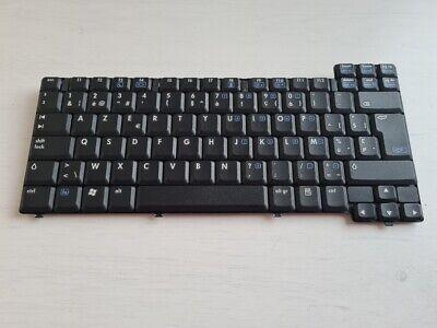 hp compaq nc6120 laptop keyboard / clavier azerty original