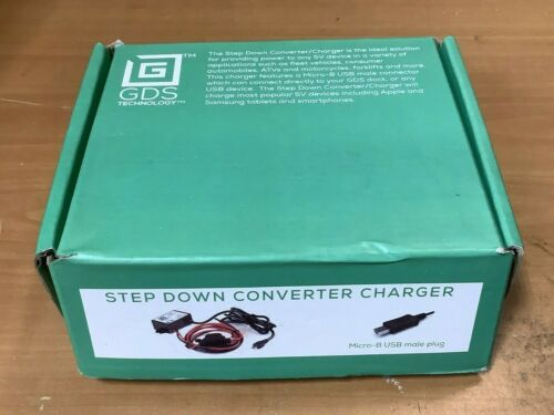 RAM MOUNT ~ RAM-GDS-CHARGE ~ 5VDC OUT MALE STEP DOWN CHARGER~ FREE SHIPPING