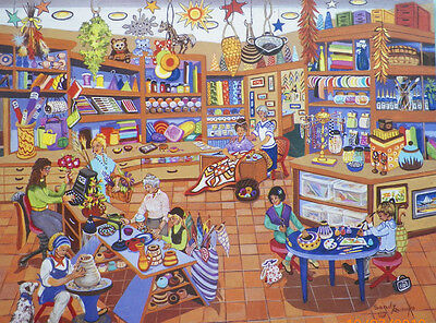 .PUZZLE...JIGSAW....RUSINKO...The Crafting Store..300pc....Sealed...