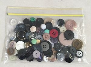 Mixed buttons - $5 the lot Adamstown Newcastle Area Preview