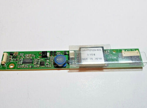 TDK CXA-P1212A-WJL LCD High-Voltage Power Inverter Board YG-M6