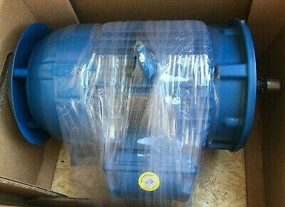 Weg Electric Motor 00318et3er182tc-w22 230460v 3ph Ac 1750 Rpm 3 Hp Tefc