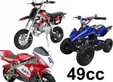 NEW -  DIRT BIKES from $300 Chandler Brisbane South East Preview