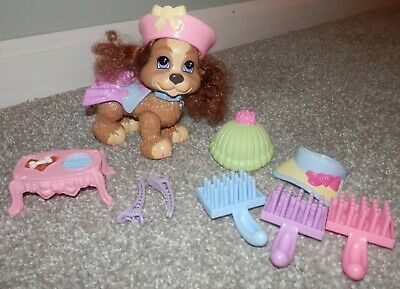 FISHER PRICE  coco SNAP N 'STYLE  pets COCO the  COCKER SPANIEL 11 pieces