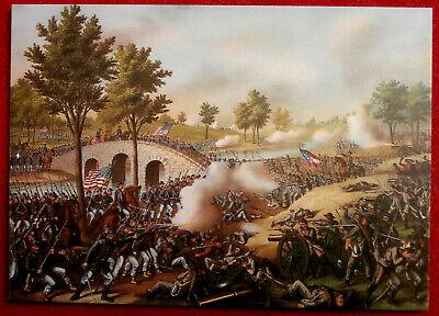 CIVIL WAR CHRONICLES - Kurz and Allison - The Battle of Antietam - Card KA8