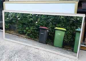 8 wardrobe sliding doors with mirrors North Wahroonga Ku-ring-gai Area Preview