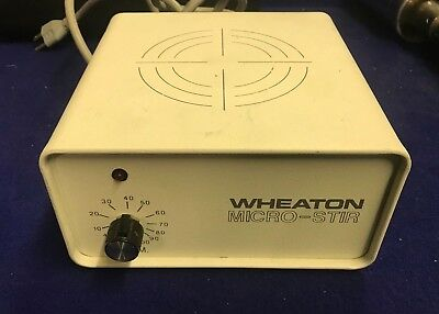 Wheaton Micro-stir Instrument