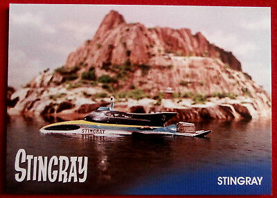 "STINGRAY - ""STINGRAY"" - Card #41 - Unstoppable Cards 2017"