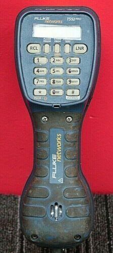 Fluke Networks TS52 Pro Test Set Phone Line Tester [120CHB]