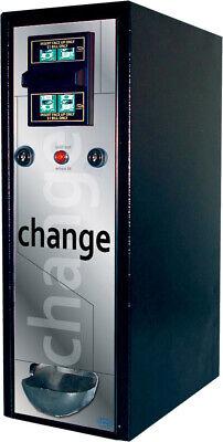 New Seaga Cm1050 Bill Changer Vending Machine 1 5 Bills To Change Tokens