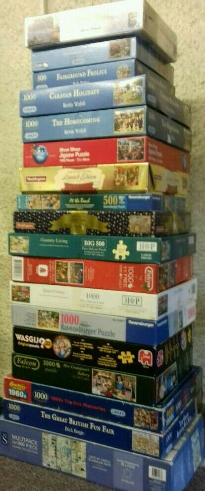 Jigsaw puzzles | in Clydebank, West Dunbartonshire | Gumtree