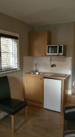 Single Studio flat in Chiswick with Garden Available