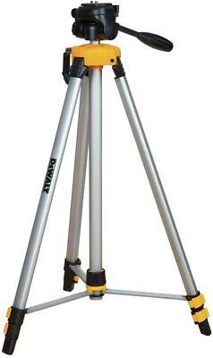 New Dewalt Portable Adjustable Laser Level Tripod Model Dw0881t