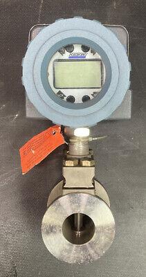 Foxboro Flowmeter Vortex Model 83