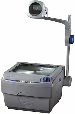 "NEW Apollo Overhead Projector, Horizon 2, 2000 Lumen Output, 10"" x 10"" (V16002M)"