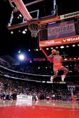 MICHAEL JORDAN - NBA Basketball Poster 24