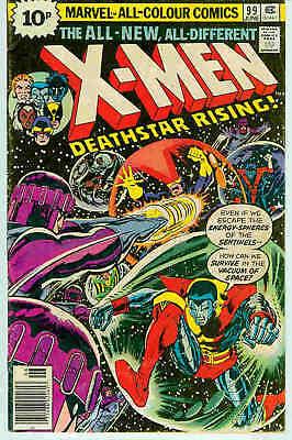 (Uncanny) X-Men # 99 (Dave Cockrum) (USA, 1976)