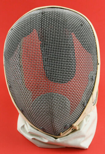 Vintage Castello NYC Made In USA Fencing Mask Helmet Wire