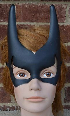 Batgirl Mask Costume Batman DC Comics Licensed Adult - Batgirl Mask