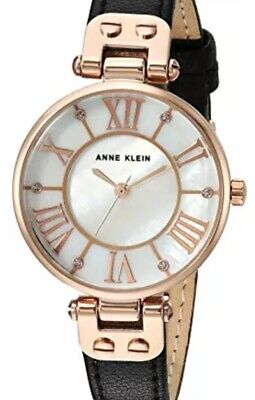 Anne Klein MOP Dial Ladies Watch 2718RGBK