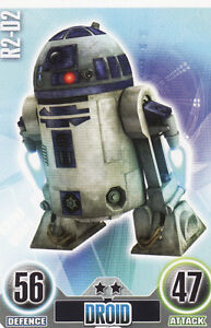 Star-Wars-Force-Attax-Series-1-Trading-Cards-Pick-From-List-1-To-27