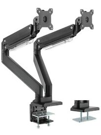 Putrosen Dual Monitor Arm - Heavy Duty