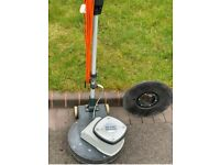 Nilfisk SD 4320 Floor Cleaner/ Polisher/ Buffer Machine