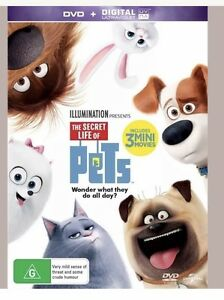 WANTING TO BUY. The Secret life of Pets DVD Birmingham Gardens Newcastle Area Preview
