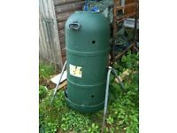 Used Compost Tumbler - 220l - For collection in Harpenden