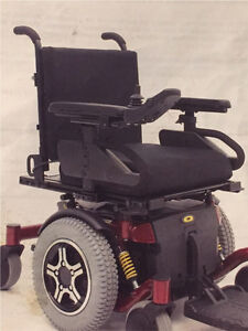 Electric wheelchair/scooter Quantum