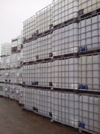 LARGE QUANTITY IBC TANKS