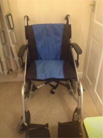 G Lite Pro Lightweight (12kg) Wheelchair
