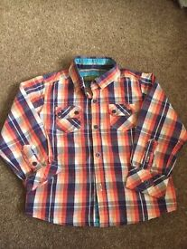 Boys Ted Baker Shirts. ages 2-3yrs, 3-4 yrs