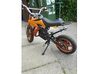 Mini moto dirtbike 49cc