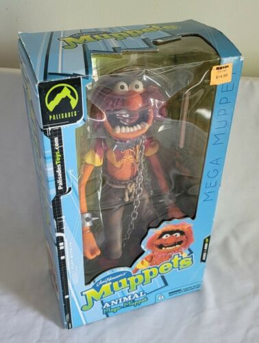 2003 Palisades Jim Henson s Muppets 12 MEGA ANIMAL Action Figure NEW - $200.00