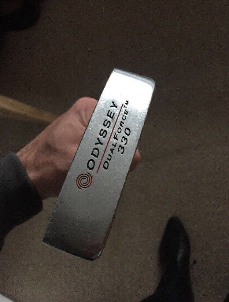 ODYSSEY DUAL FORCE 330 PUTTER