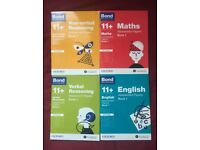 Bond 11+: Maths Assessment Papers: 10-11 years SET OF FOUR