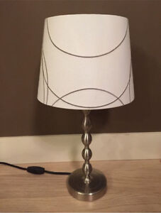 Table lamp ONLY $15