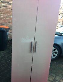 Pink bedroom furniture set