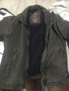 Xl American eagle men's jacket 40$