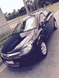 Holden astra 2008 with RWC Doveton Casey Area Preview