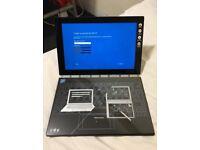 "Lenovo YOGA Book YB1-X91F 10.1"" Laptop Windows 10 4GB 64GB Atom X5-Z8550"