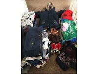 Boys clothes 3-4 years