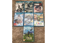 Wii U games bundle - can also sell separately