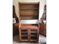 Leksvik Dresser/bookshelf cabinet/unit